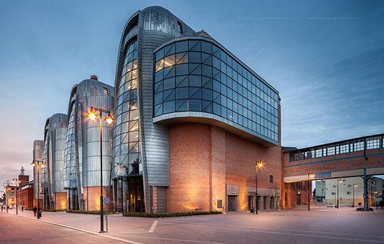 Centrum Wystawienniczo Kongresowe EC1 w Łodzi